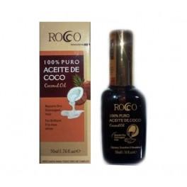 Reparador Aceite de coco ROCCO 50 grs.
