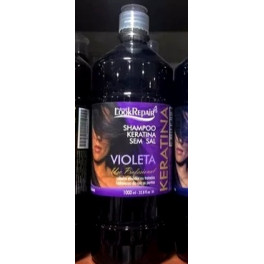 Shampoo matizador Violeta LOOK REPAIR 1 Litro